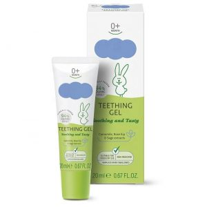 Baby Soothing And Tasty Teething Gel 0+ Months With Herbal Extracts Baby Teeth Care Dermatologically Tested