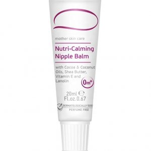 Calming Breast Balm For Women After Childbirth Mother Skin Care Dermatologically Tested