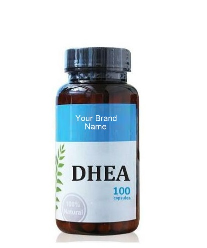 Dhea Acetate 7-One Food Supplement Natural Private Label   Wholesale