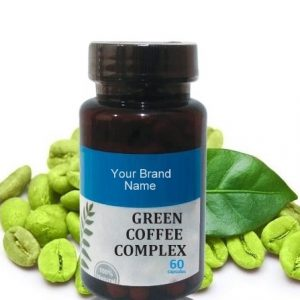 Green Coffee Complex Food Supplement Natural Private Label | Wholesale