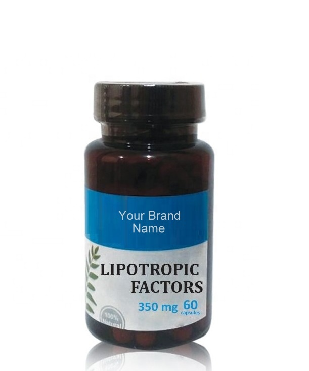 Lipotropic Factor Food Supplement Natural Private Label