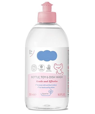 Washing Gel For Babies Dishes