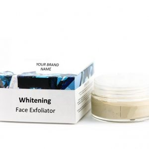 Whitening Face Scrub Natural Private Label | Wholesale | Bulk | White Label