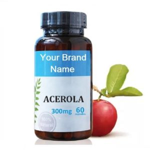 Acerola Natural Private Label | Wholesale