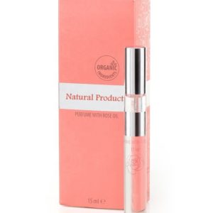 Alcohol-Free Perfume With Bulgarian Rose Oil Natural Cosmetic Products | Wholesale