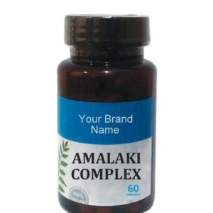 Amalaki Complex Food Supplement Natural Private Label | Wholesale