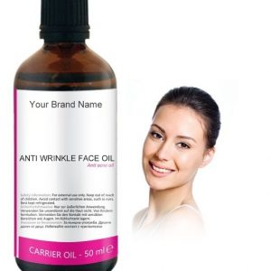 Anti Acne Face Carrier Oil 100% Natural Product Private Label | Wholesale