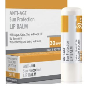Anti-Age Sun Protection Lip Balm 30 SPF | Wholesale