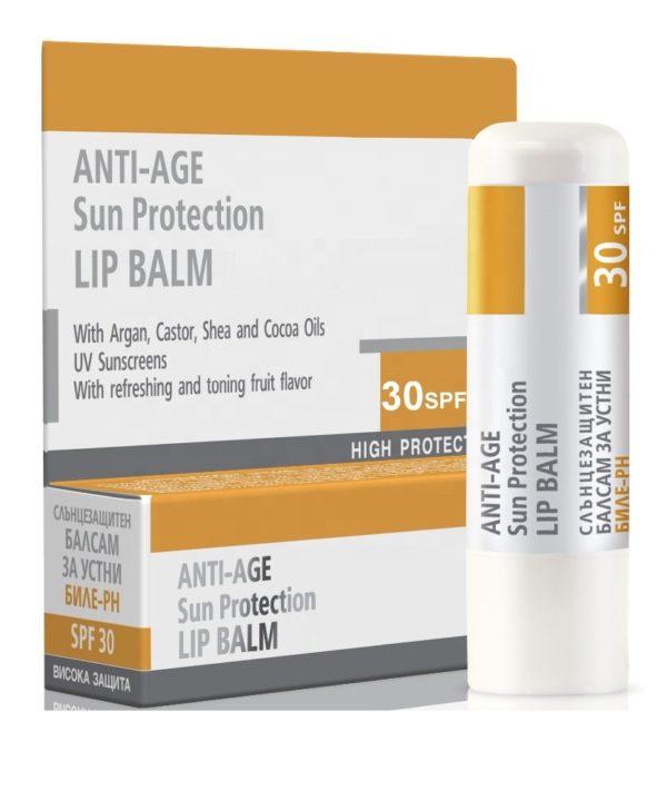 Anti-Age Sun Protection Lip Balm 30 SPF | Wholesale