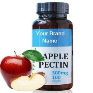 Apple Pectin Food Supplement Natural Private Label | Wholesale | Bulk