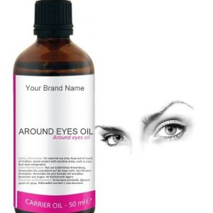 Around Eyes Carrier Oil 100% Natural Product Private Label | Wholesale