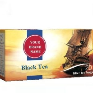 Black Tea Only In Private Label | Wholesale | White Label