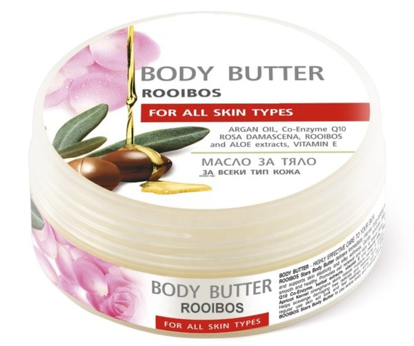 Body Butter With Rooibos For All Skin Types | Wholesale