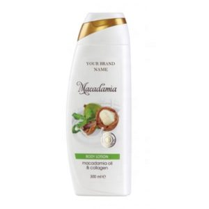 Body Lotion Macadamia Oil Paraben Free Private Label Available   Wholesale   White Label