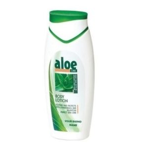 Body Lotion With Aloe Vera Paraben Free Private Label Available   Wholesale   White Label
