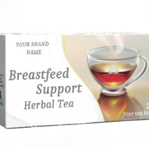 Breastfeed Support Tea Only in Private Label | Wholesale | White Label