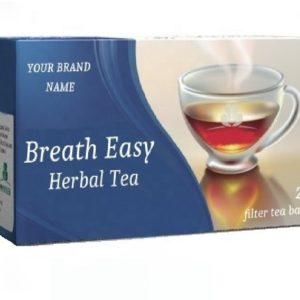 Breathe Easy Herbal Tea Only in Private Label | Wholesale | White Label