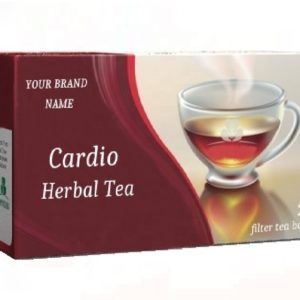 Cardio Herbal Tea Only in Private Label | Wholesale | White Label