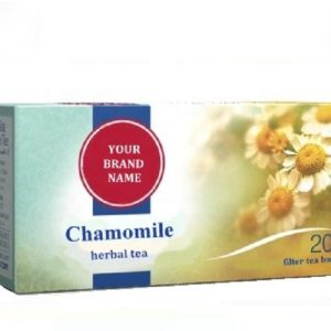 Chamomile Herbal Tea Only In Private Label | Wholesale | White Label
