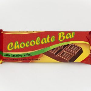 Chocolate Bar With Laxative Effect - 20 g. Suitable For Diabetics Private Label | Wholesale | Bulk | Made In EU
