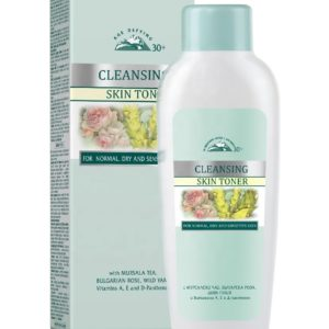 Cleansing And Hydrating Skin Toner For Normal Dry And Sensitive Skin