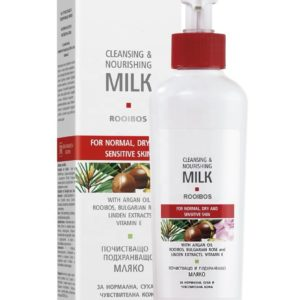 Cleansing And Nourishing Face Milk With Rooibos For Normal Dry And Sensitive Skin | Wholesale