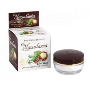 Day Face Cream Macadamia Oil Paraben Free Private Label Available | White Label | Wholesale