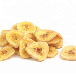Dried Banana Slices Vegan And Gluten Free Certified Organic | Private Label | Bulk