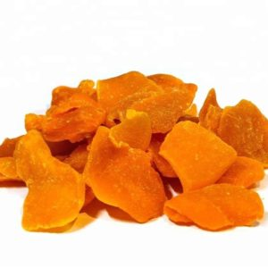 Dried Mango Slices Vegan And Gluten Free Certified Organic | Private Label | Bulk