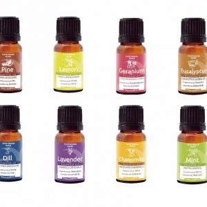 Essential Oils Different Types - 10 ml Private Label | Wholesale | Bulk | Made In EU