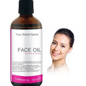 Face Oil For All Skin Types Carrier Oil 100% Natural Product Private Label | Wholesale