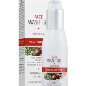 Face Wash Gel With Rooibos For All Skin Types | Wholesale