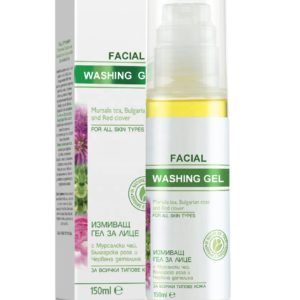 Facial Washing Gel With Apple Stem Cells For All Skin Types