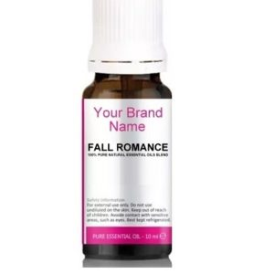 Fall Romance Essential Oils Blend 100% Natural Product Private Label | Wholesale