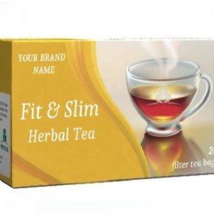 Fit and Slim Herbal Tea Only in Private Label | Wholesale | White Label
