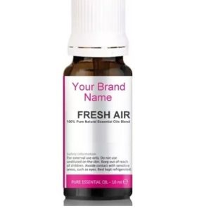 Fresh Air Essential Oils Blend 100% Natural Product Private Label | Wholesale
