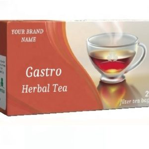 Gastro Herbal Tea Only in Private Label | Wholesale | White Label
