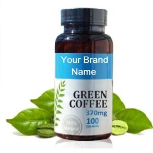 Green Coffee Food Supplement Natural Private Label | Wholesale