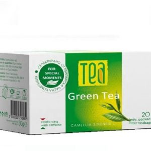 Green Tea Only In Private Label