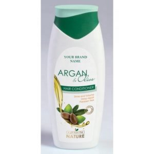 Hair Conditioner Argan and Olive Oil Paraben Free Private Label Available | White Label | Wholesale