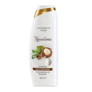 Hair Conditioner With Macadamia Oil Paraben Free Private Label Available | White Label | Wholesale