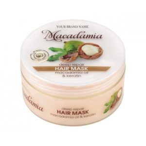 Hair Mask Macadamia Oil Paraben Free Private Label Available | Wholesale | White Label