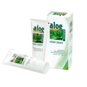 Hand Cream Aloe Vera Paraben Free Private Label Available | White Label | Private Label | Wholesale