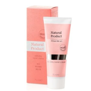 Hand Cream With Bulgarian Rose Oil Natural Cosmetic Products | Wholesale