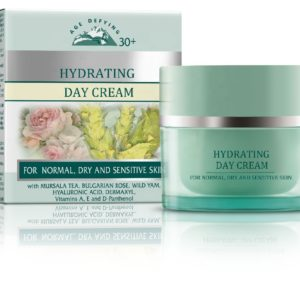 Hydrating Day Cream With Anti Age Effect For Normal Dry And Sensitive Skin