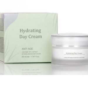 Hydrating Day Cream With Snail Caviar And Mucus Concentrate Private Label Available | White Label | Wholesale