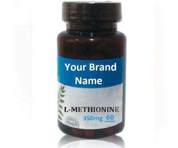 L-Metionine Food Supplement Natural Private Label | Wholesale