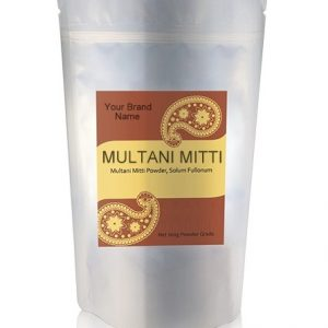 Multani Mitti Powder Ayurveda Hair And Skin Care 100% Natural Product Private Label | Wholesale | Bulk
