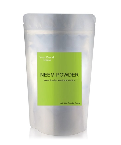 Neem Powder Ayurveda Hair And Face Care 100% Natural Product Private Label | Wholesale | Bulk