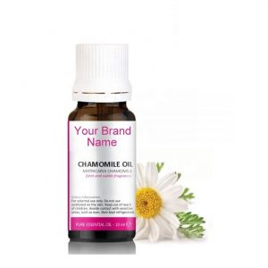 Pure Camomile Essential Oil 100% Natural Product Private Label | Wholesale